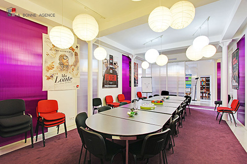Recherche bureau - quartier Louis Blanc Paris