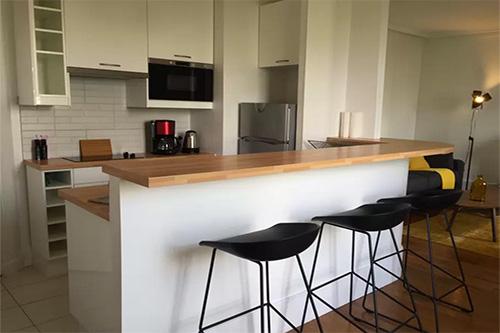 Paris 16e - appartement 2 pièces - cuisine 2