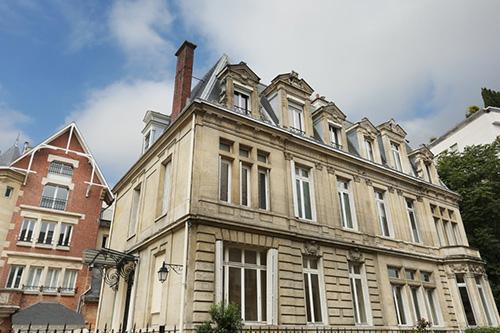 Paris 16e - hotel particulier 1