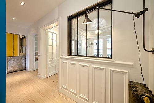 Paris 9e - Rochechouart- Couloir