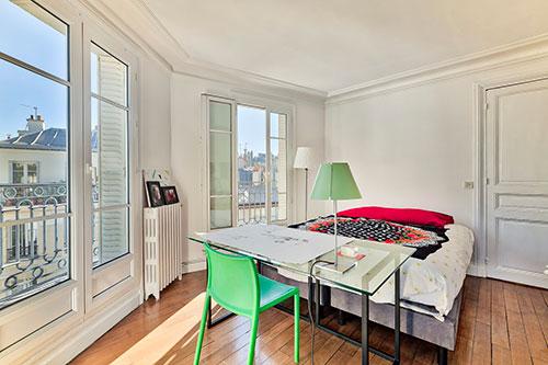Pied à Terre Sorbonne 5e Paris Chambre