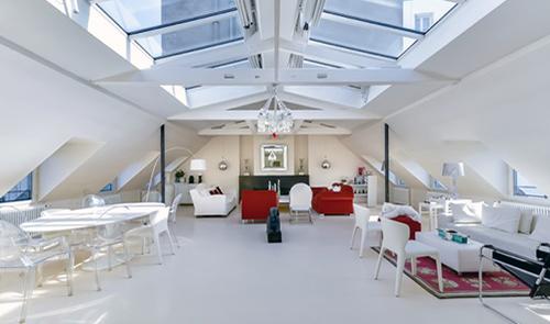 Appartement de luxe dans le 16e arrondissement