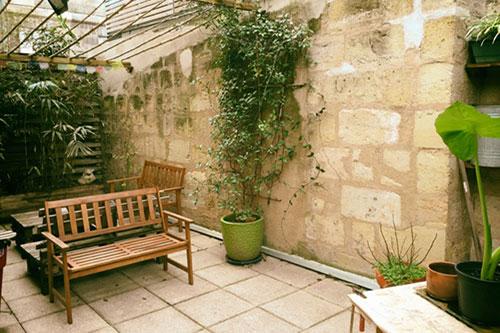 Loft à Bordeaux terrasse Chasseur Immobilier 2
