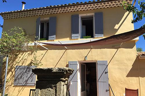 Provence - Aix en provence - maison de caractère