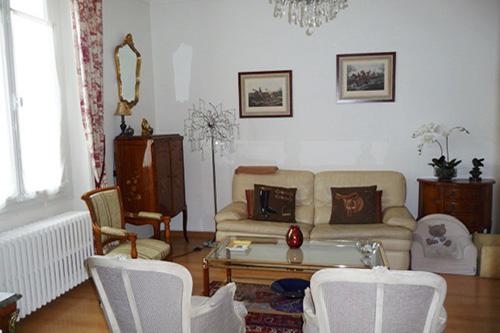 Maison Nantes Saint Pasquier - Salon