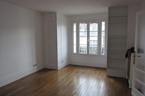 Appartement Vaugirard First IN First OUT chasseur d'appartement chambre