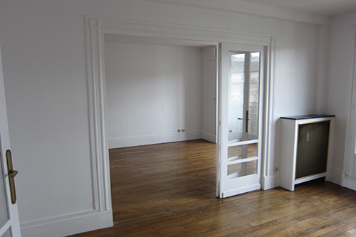 Appartement Vaugirard First IN First OUT chasseur d'appartement salon