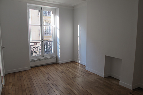 salon appartement rue de douai first in first out