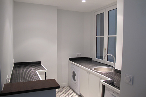 cuisine appartement rue de douai first in first out
