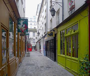 Passage Molière Paris