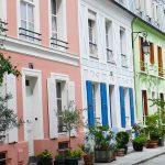 Rue de Cremieux Paris