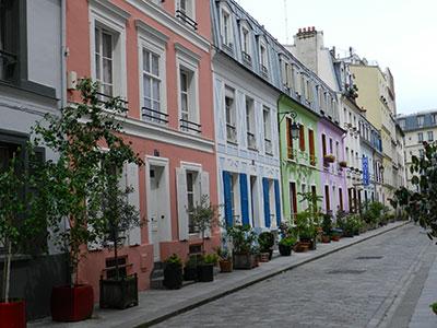 Rue Crémieux Paris 12e