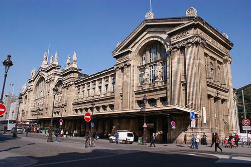 Gare du Nord Paris 10