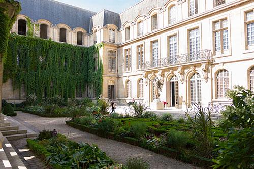 Les Jardins du Musée Carnavalet