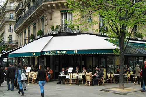 Les deux magots Paris 6