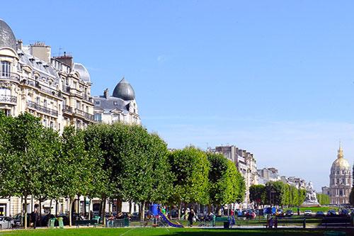 Avenue de breteuil paris 7