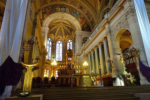 Église de la Trinité Paris 9
