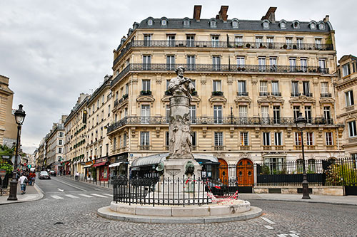 Place Saint-Georges