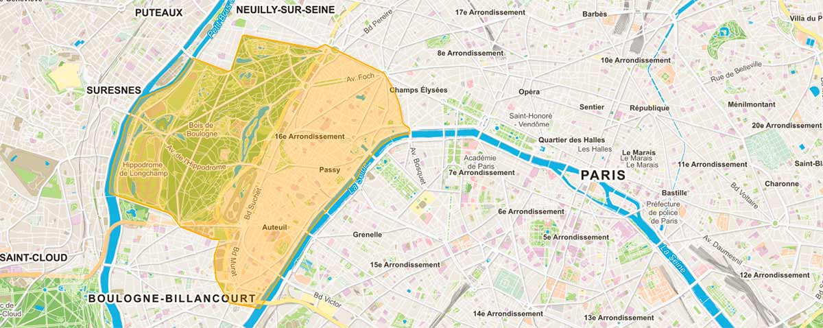 Plan-Paris-16e-arrondissement