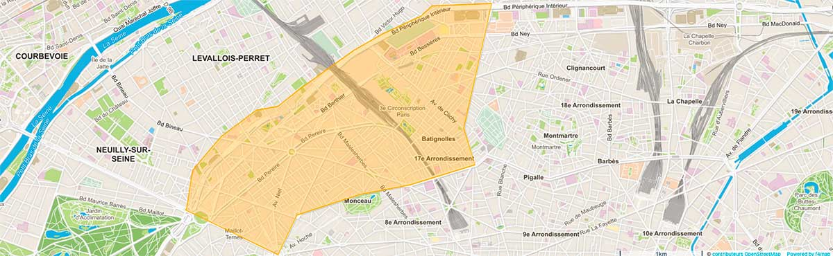 Plan-Paris-17e-arrondissement