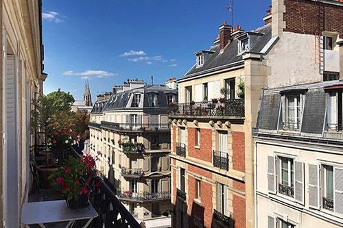 Extérieur Saint Simon 7e Rue du bac 56 Paris