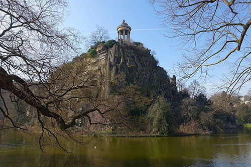Temple de la Sybille