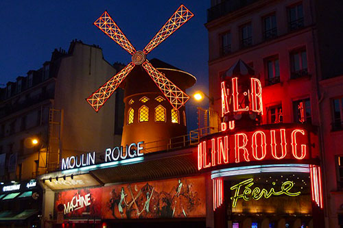 Moulin Rouge Paris 9e