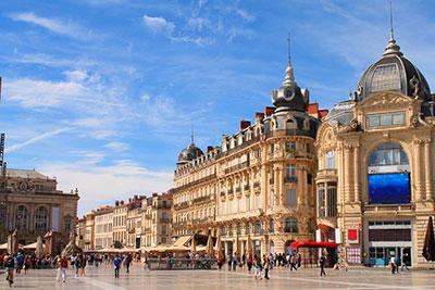 Montpellier ville où investir