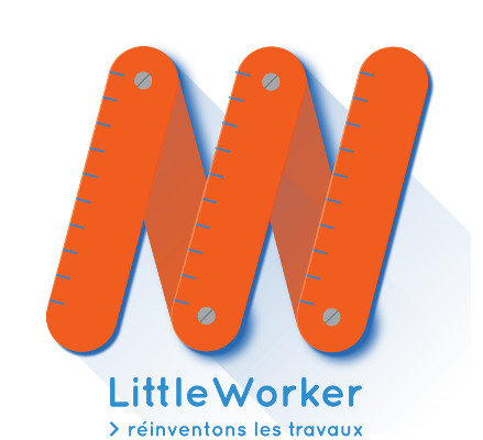Little worker logo
