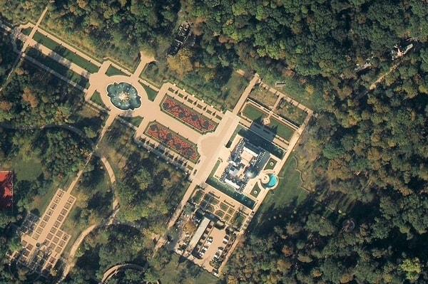 La maison la plus chère du monde est française