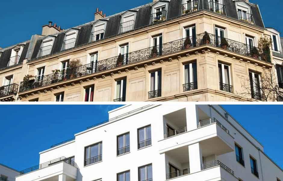 investir appartement neuf ou ancien