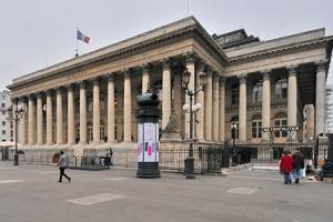 Bourse de Paris Palais Brogniart
